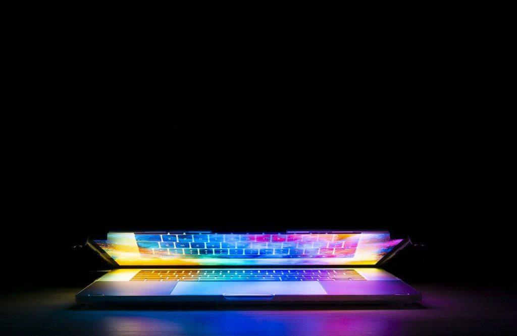clavier, ordinateur, technologie